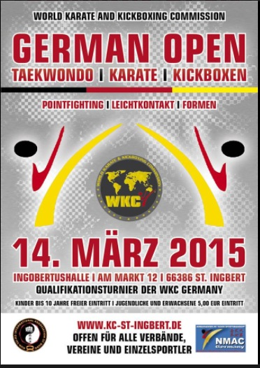 2015 German Open