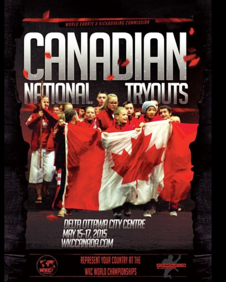2015 WKC Canadian National Tryouts