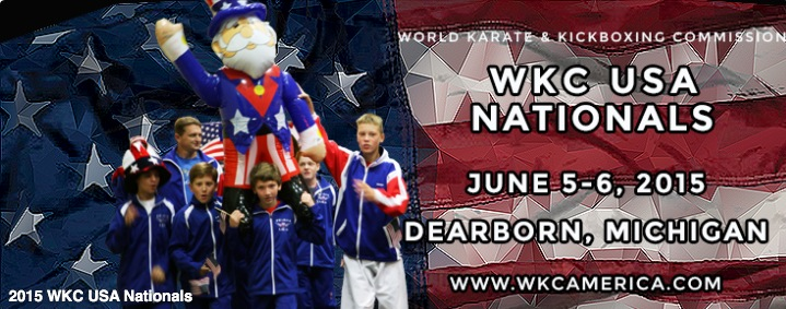 2015 WKC USA Nationals
